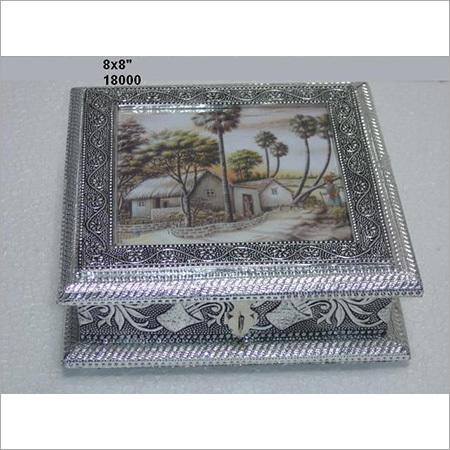 Jaipuria Aluminium Gift Box
