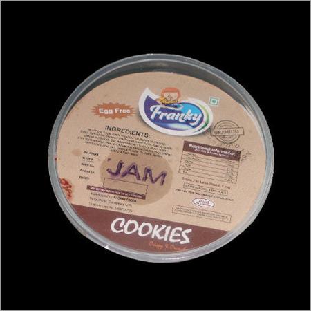 Sugar Jam Cookies
