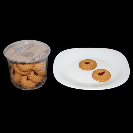 Sweet Jam Cookies