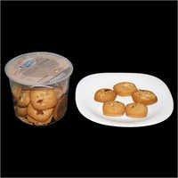 Baked Kaju Badam Cookies
