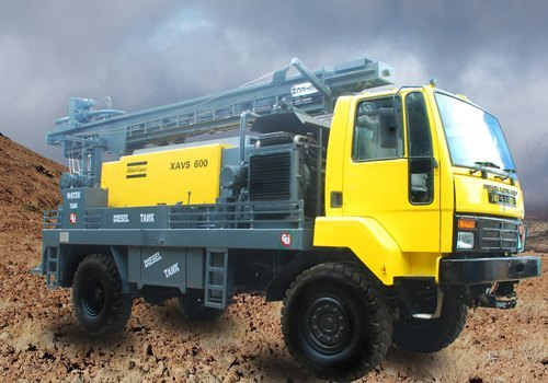 PDTHR-150 Truck Mounted Water Well Drilling Rig