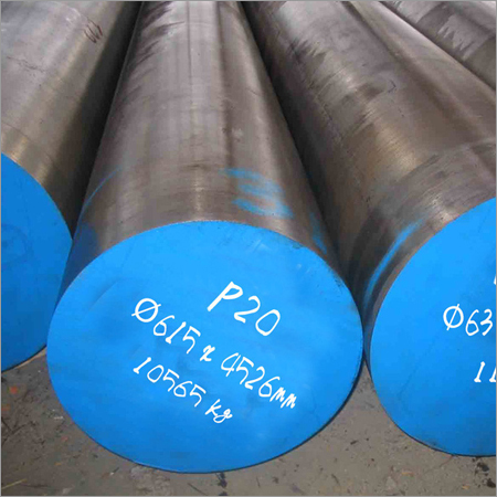 Plastic Mould Steel Round Bar