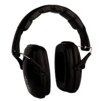 Venus H-555 Black Ear Muff