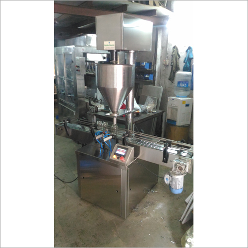 Single Head Powder Filler