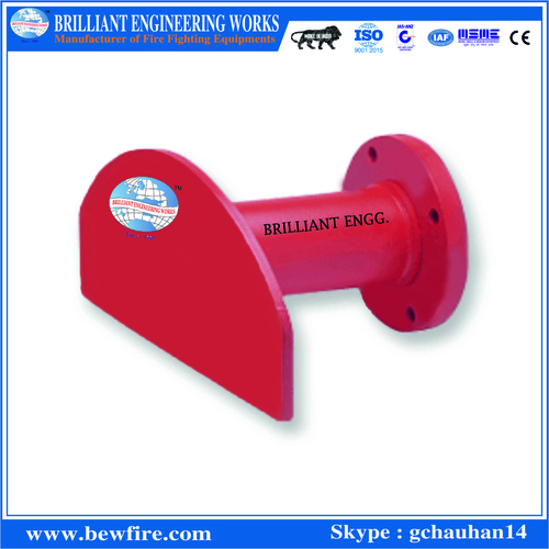 Jumbo Curtain Nozzle For Fire Fighting