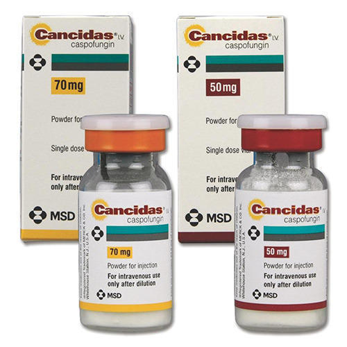 Cancidas 50mg & 70mg