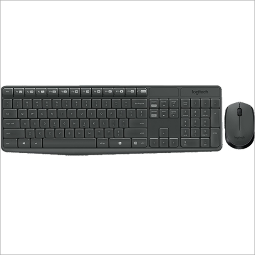 Wireless Multimedia Keyboard And Mouse