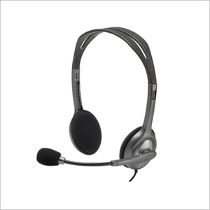 Logitec Stereo Headset With Mic