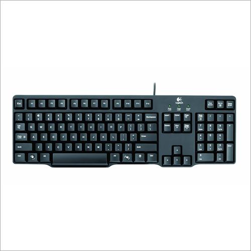 K 100 Wire Keyboard