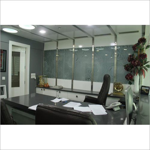 office interior designing. Cabin Office Interior Designing