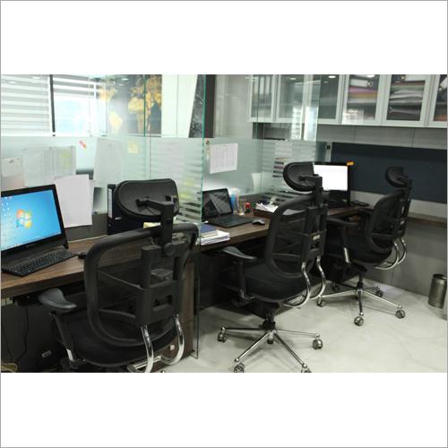 Glass Workstation Partition Service