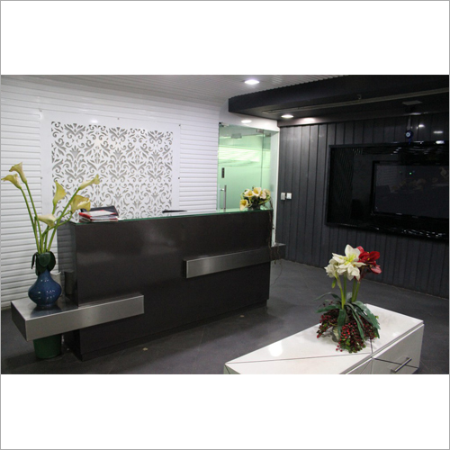 Office Reception Area Designing Service