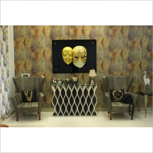 Living Room Wall Decoration Service