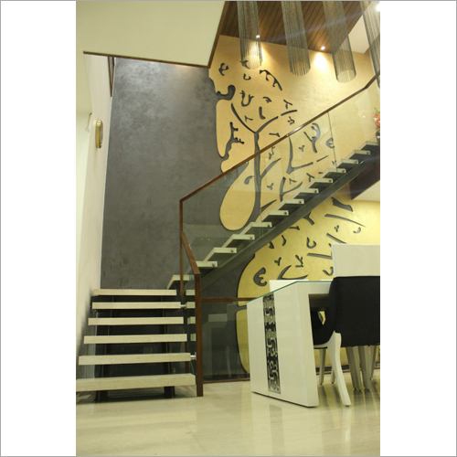 Staircase And Wall Designing service
