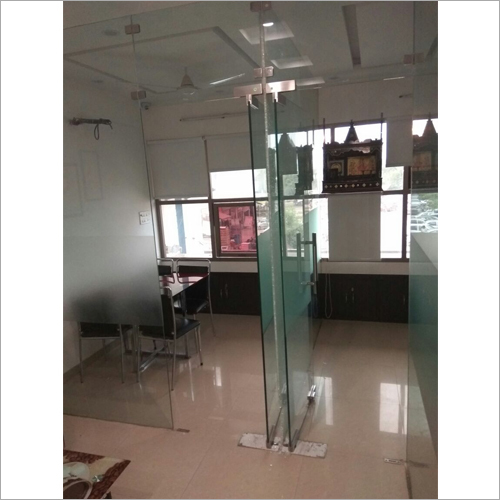Cabin Glass Partition