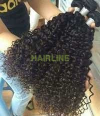 process curly hair bulk
