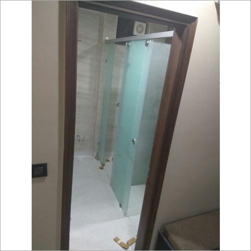 Sliding Shower Cubicle