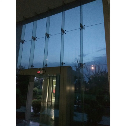 Stainless Steel Spider Glass Fitting
