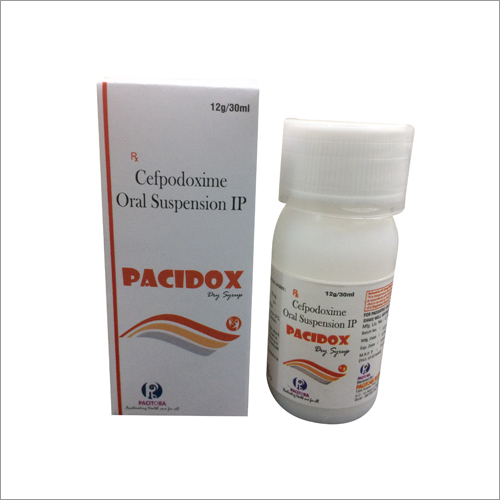 Cefpodoxime-50 mg Dry Syrup