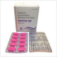 Drotaverin-80+Mefenamic Acid-250mg Tablets