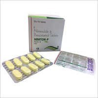 Nimesulide-100 mg + Paracetamol-325 mg