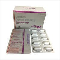 Cefpodoxime-200 mg Tablets