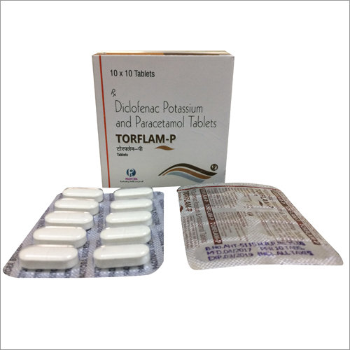 Diclofenac-50 mg + Paracetamol-325 mg Tablets