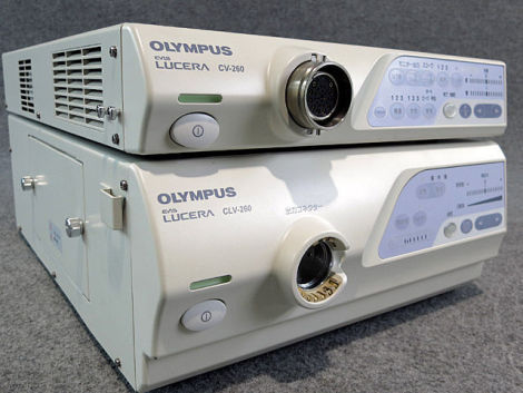 Refurbished Olympus Gastroscopes
