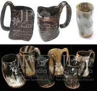 Natural Horn Mugs