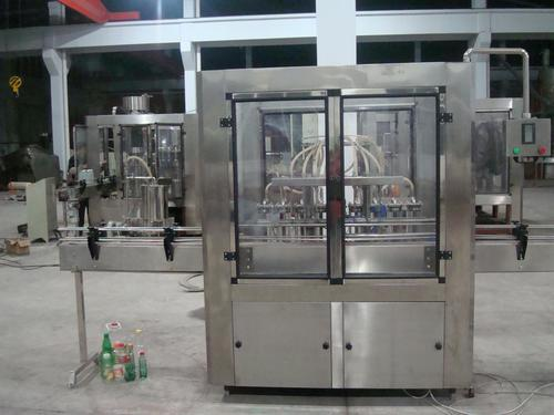 Palm Oil Filling Machine