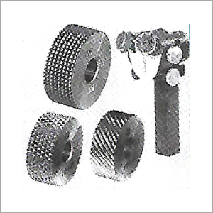 Knurl Wheel and HOLDER