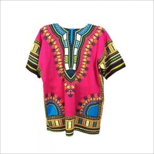 AFRICAN DASHIKI TOPS