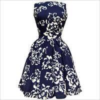 Rayon Modal Printed Dress
