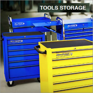 Tool Storage Trolley