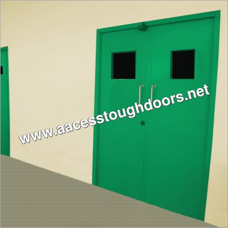 Industrial Tough Doors