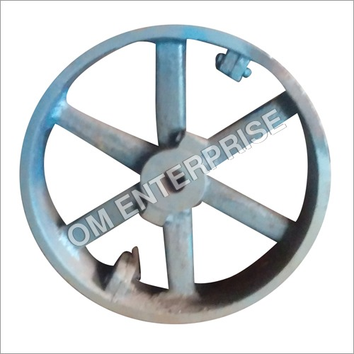 Crusher Machine Wheel