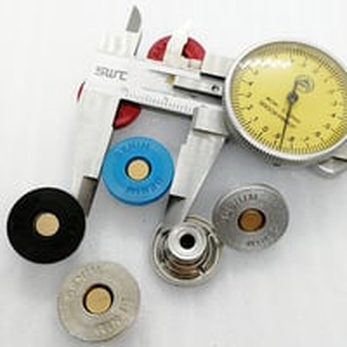 17MM Metal button