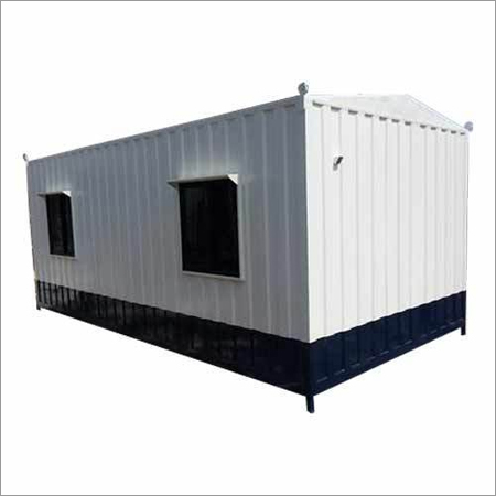 Mild Steel Bunk House