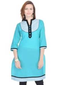 Girls Cotton Kurti