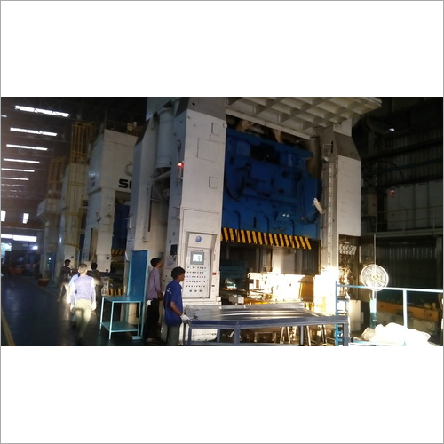 Industrial Machinery Vibration Control System