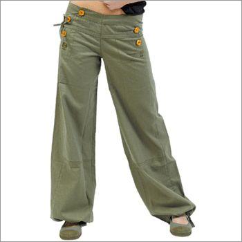 Hemp Trouser
