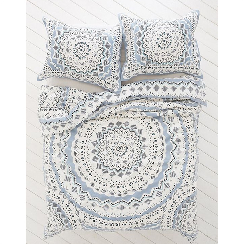 Block Print Duvet Cover