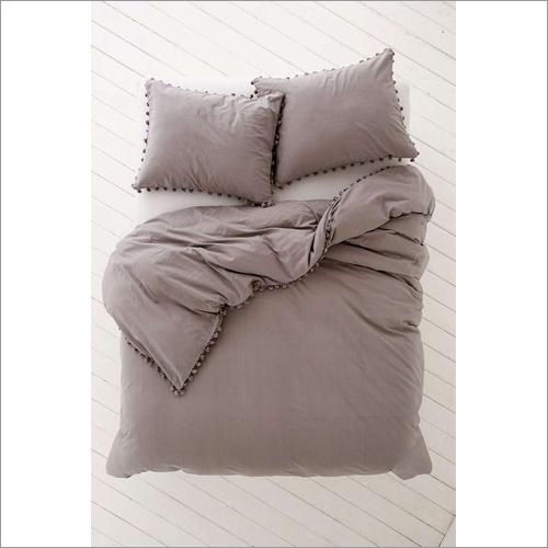 Organic Cotton Jersey Duvet Cover