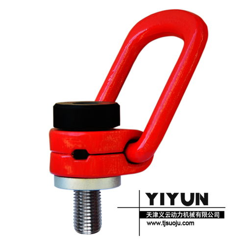 Super Rotation Side Pull Screw-on Lifting Points