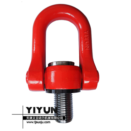 Metric Thread U.s. Type Shackle Swivel Hoist Ring