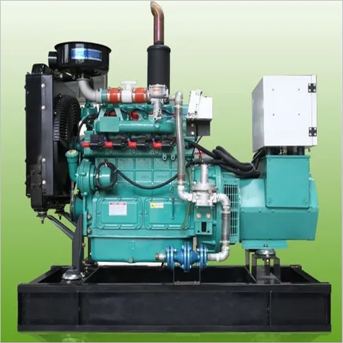 Biomass Gas Operated Power Generator