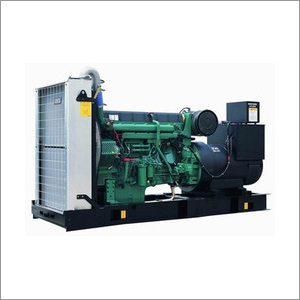 Natural Gas Power Generator Set