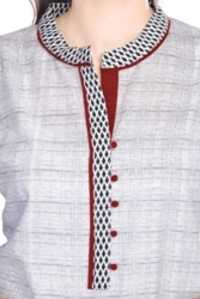 Formal Cotton Kurti