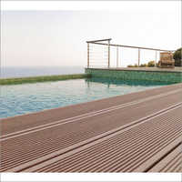Wood-Plastic Composite Flooring