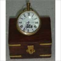 Antique Pocket Clock